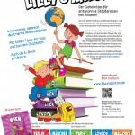 Buchmesse Plakat Lilly & Anton