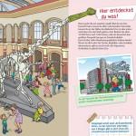 Lilly & Anton entdecken das Berliner Naturkundemuseum