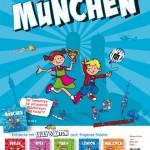 Plakat für Kinderreisebuch