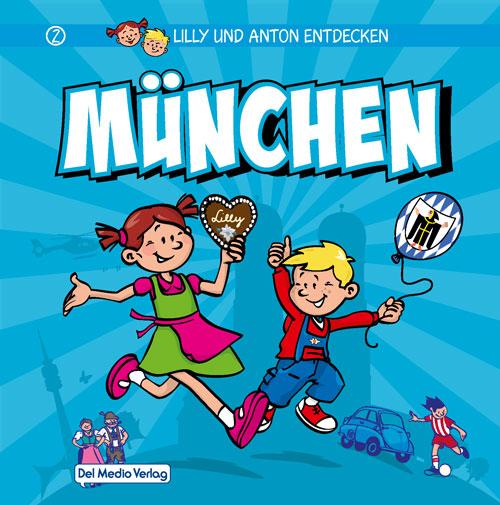 Lilly & Anton MÜNCHEN
