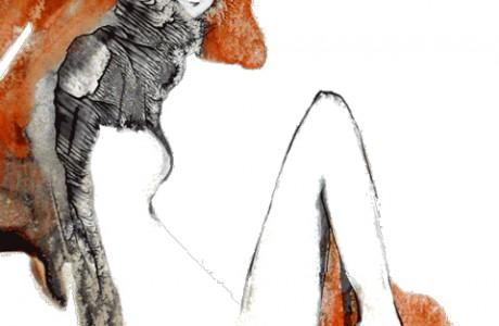 Illustration Mischtechnk