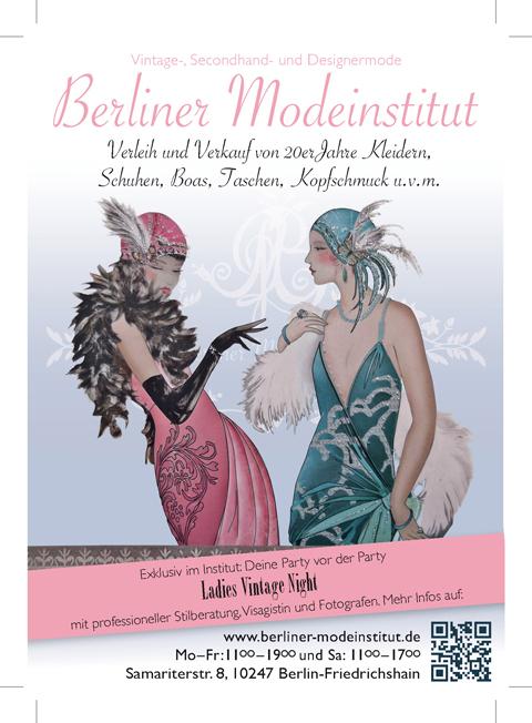 Mode-Anzeige für das Boheme Sauvage Magazin