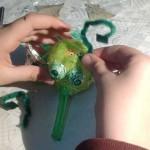 Ein Drachen-Osterei von Mia