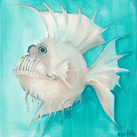 Minsterfisch von Mittelpünktchen